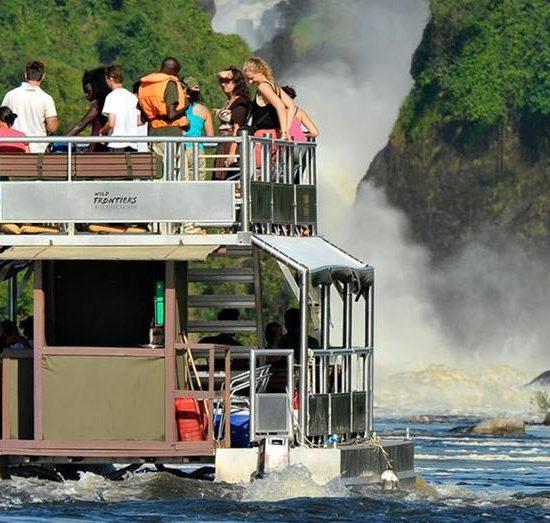 Murchison falls - love uganda