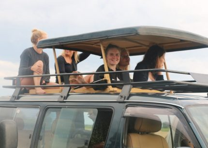 Uganda safari - guiding travel notes