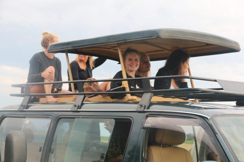 Uganda safari - guiding travel notes