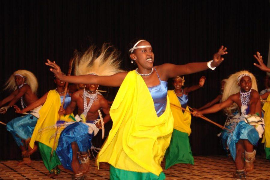 Intore Dancers Rwanda - African Safari