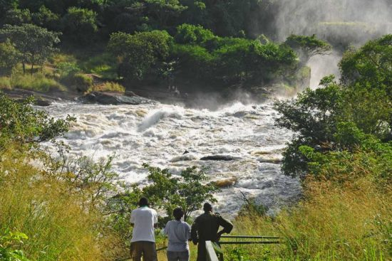 Murchison falls , beautiful places in Uganda